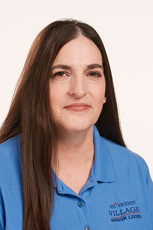Joanie Feyen, Dietary Director